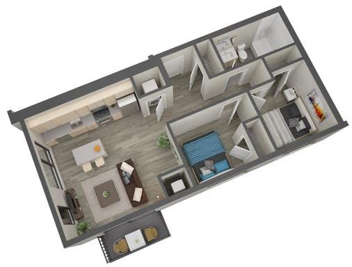 Floor Plan  Hale