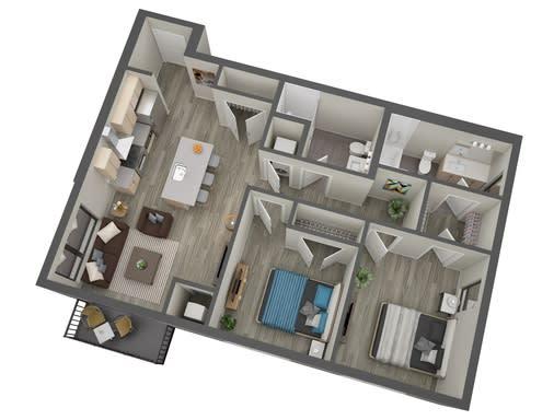 Floor Plan  Kenwood