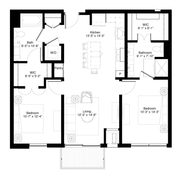 Floor Plan  Maple
