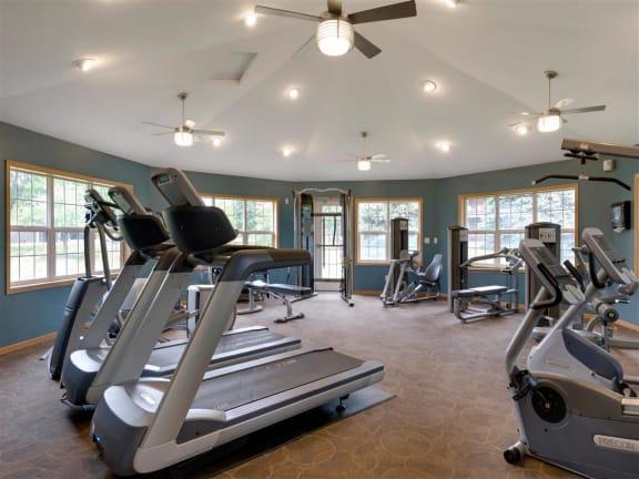Mallard Ridge Apartments in Maple Grove, MN Fitness Center