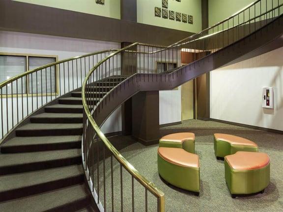 Lowertown Lofts Apartments in St. Paul, MN Lobby