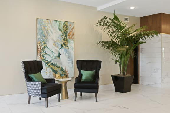Nuvelo at Parkside Apartments in Apple Valley, MN Lobby