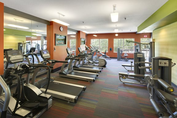 Regency Woods Apartments in Minnetonka, MN Fitness Center