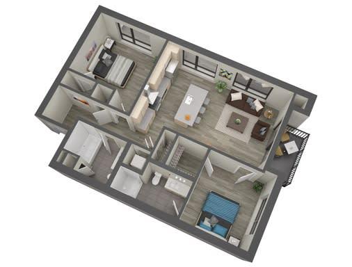 Floor Plan  Regina