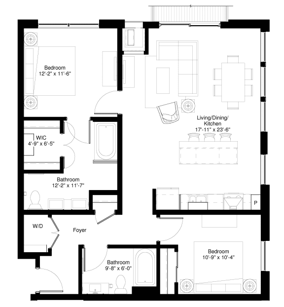 Floor Plan  Sassafras