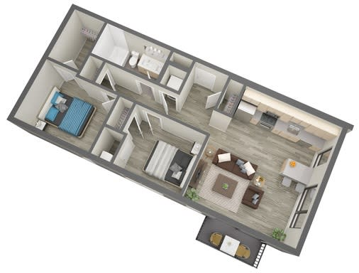 Floor Plan  Seward