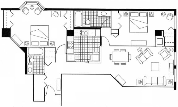 Floor Plan  Rice