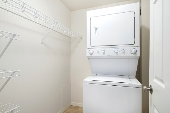 The Riverwood Apartments in Lilydale, MN Washer and Dryer In-unit