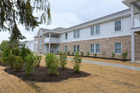 Exterior View of Property at Shenandoah Properties, Lafayette, IN, 47905