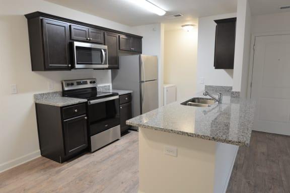 kitchen-1st floor at Shenandoah Properties, Indiana
