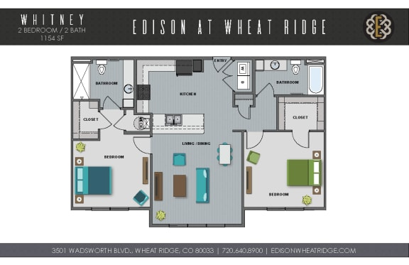 Whitney Floorplan