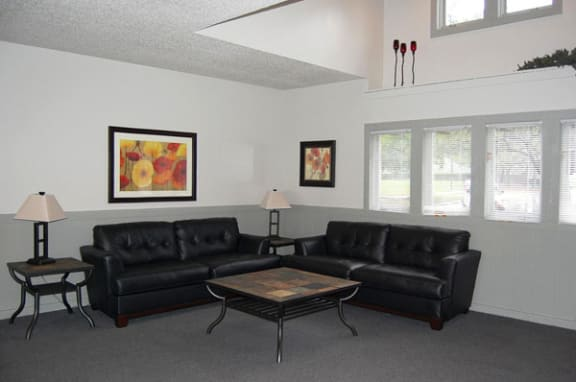 Clubhouse For Large Gatherings at Brookside Apartments in Springfield, MI