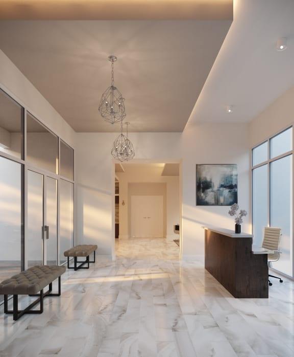 Lobby Entryway