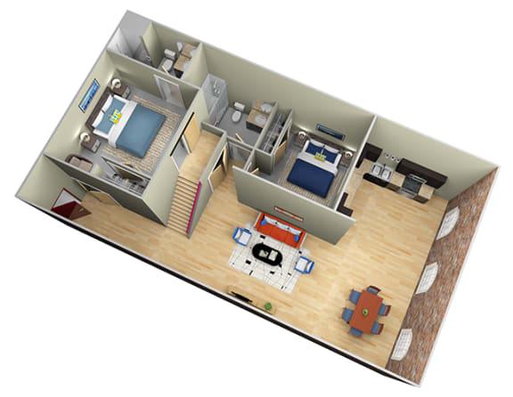 Floor Plan  Revolution Mill Carding floorplan