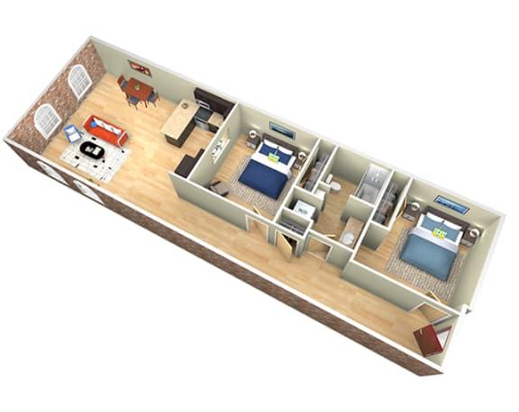 Floor Plan  Revolution Mill Deeptone floorplan