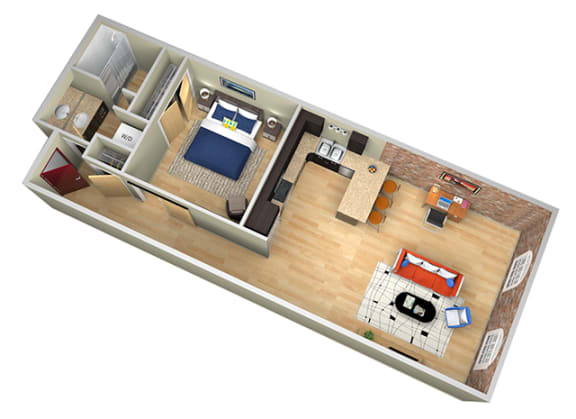 Floor Plan  Revolution Mill Piedmont floorplan hardwood floors