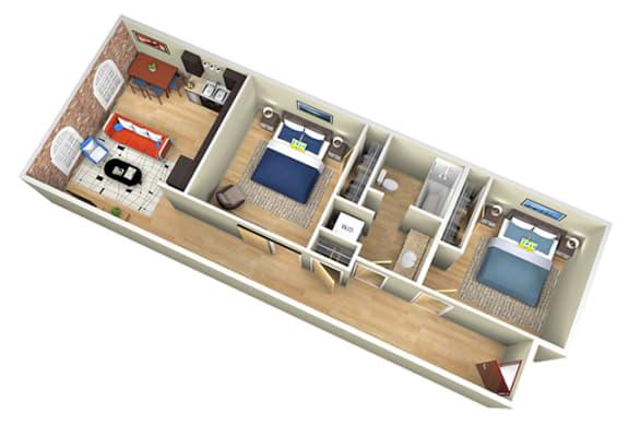 Floor Plan  Revolution Mill Printworks floorplan