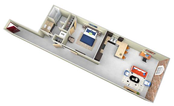 Floor Plan  Revolution Mill Textile floorplan