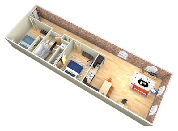 Floor Plan  Revolution Mill Warper floorplan