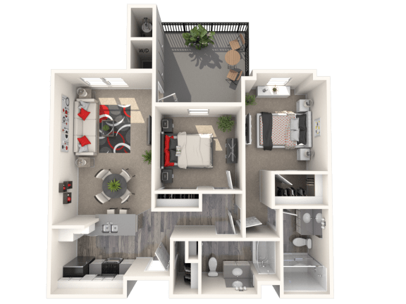 Floor Plan  Cabernet