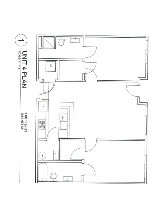 201Lofts Apartments 04 Floor Plan