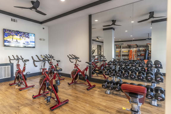 Fitness Center Access at Integra Sunrise Parc, Kissimmee, Florida