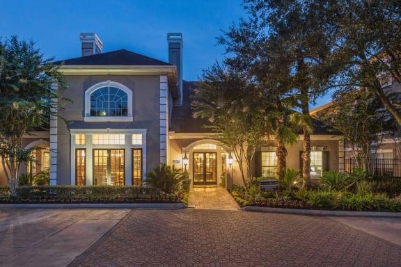 Elegant Exterior View Of Property at Estates at Bellaire, Texas, 77081