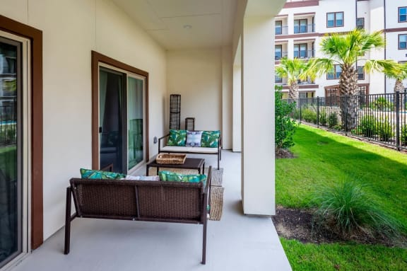 Private Entertainment Terraces at Towers at Spring Creek, Texas, 75044