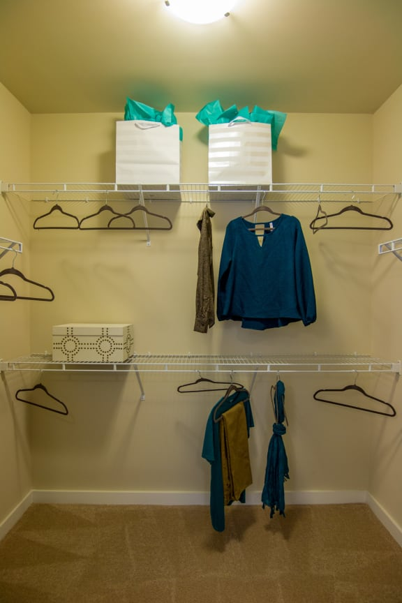 Generous Walk-In Closets at Liberty Mill, Germantown, MD, 20874