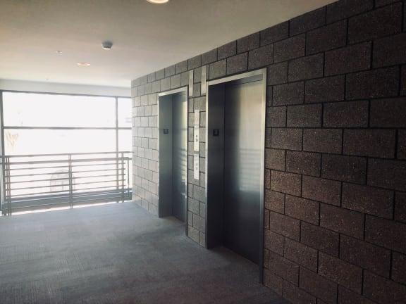 3rd Floor Elevator Lobby