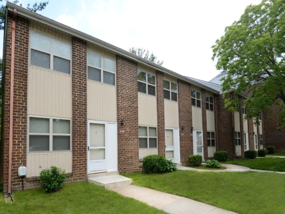 McDonough Village Apartments Exterior in Randallstown