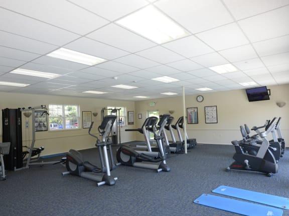 Health and Fitness Center at Woodridge Apartments, 3901 Noyes Circle, Randallstown