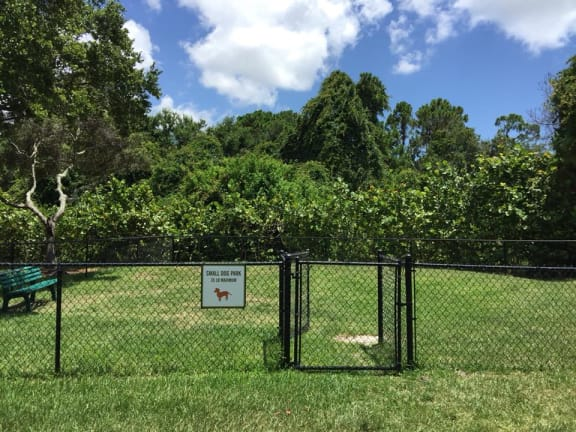 Dog Park at Bay Club, Bradenton, FL