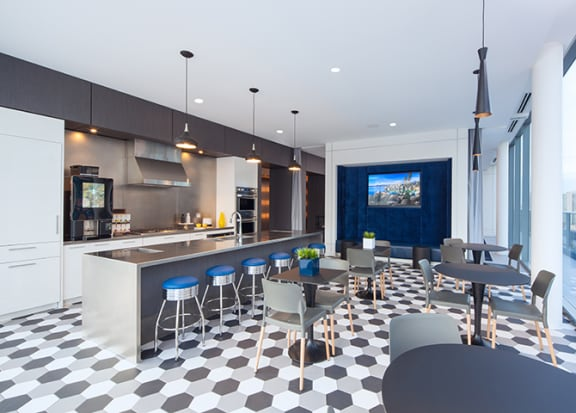 Restaurant-Grade Demonstration Kitchen at 640 North Wells, Illinois, 60654