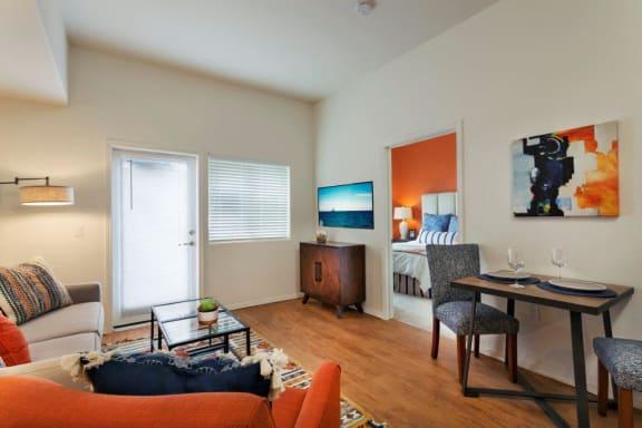 Charming Living Spaces, at Villa Del Sol, California, 93458