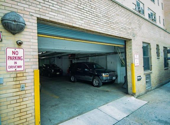 Capital Plaza Apartments Garage Parking
