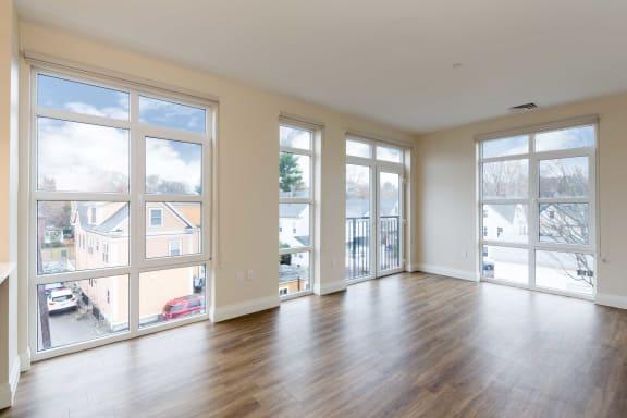 Oversize Windows at 28 Austin, Massachusetts, 02460