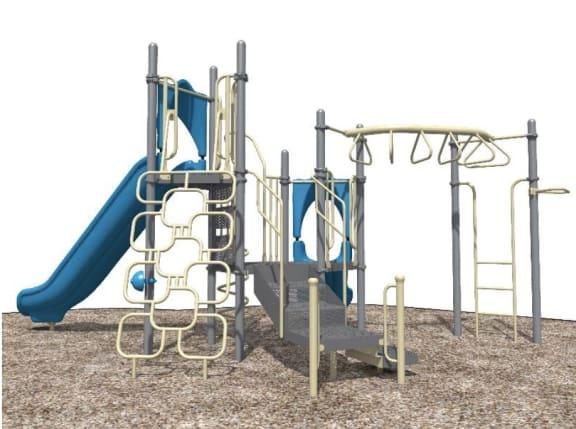 Playground at 28 Austin, Newton, MA, 02460