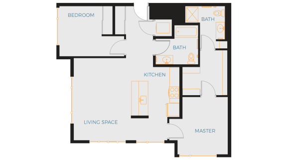 Whitcomb Floor Plan