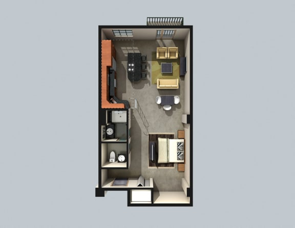 Floor Plan  Beachwood