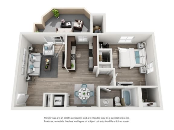 La Bello Floorplan