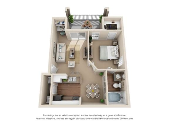 Floor Plan  Bayberry