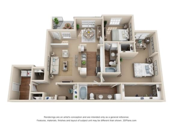 Floor Plan  Sycamore
