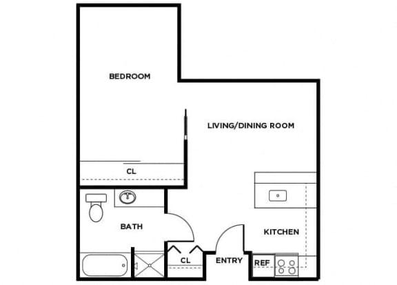 Floor Plan  A10 floor plan