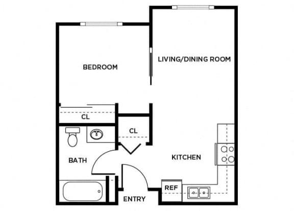 Floor Plan  A02 floor plan