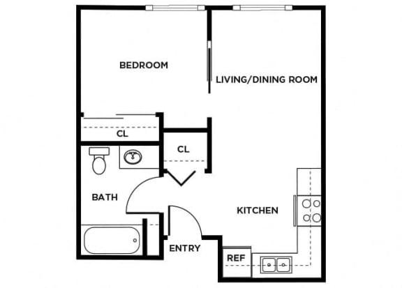 Floor Plan  A03 floor plan, opens a dialog