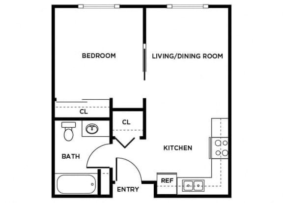 Floor Plan  A04 floor plan