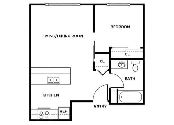 Floor Plan  A05 floor plan, opens a dialog