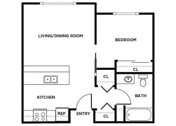 Floor Plan  A07 floor plan