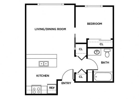 Floor Plan  A08 floor plan, opens a dialog